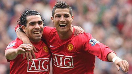Carlitos Tevez  y Javier Mascherano: Dos fieras Argentinas!!