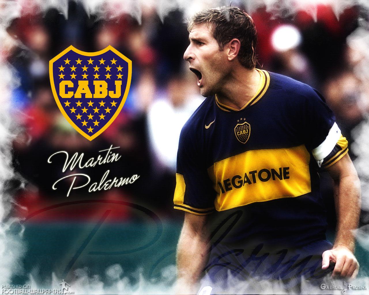 Martín Palermo - Máximo Goleador en la Historia del CABJ.