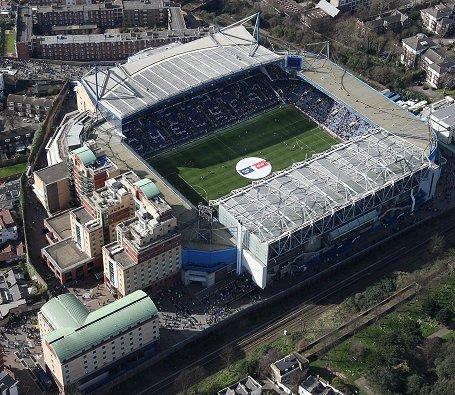 [Uefa Champions League]  Chelsea F.C.  vs Atlético de Madrid S.A.D. 010268320098100