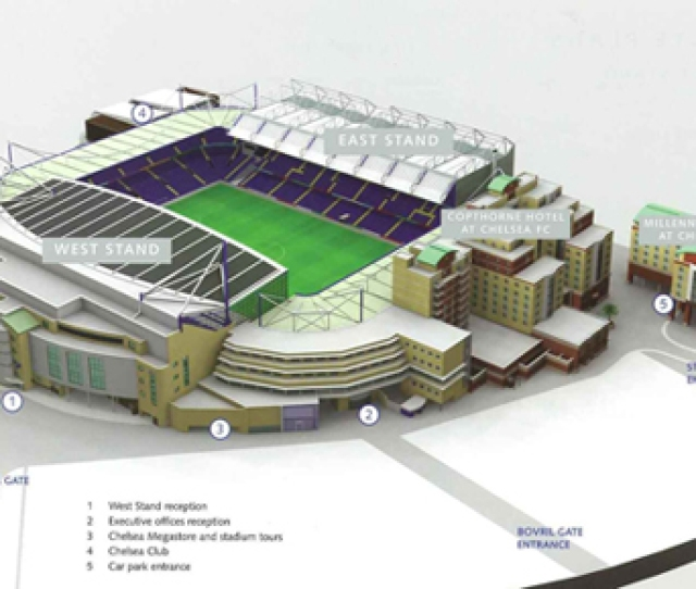 Stamford Bridge Stadium Home Stamfordbridgemap