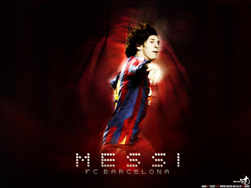 Historia de Messi [Lionel Andres Messi]