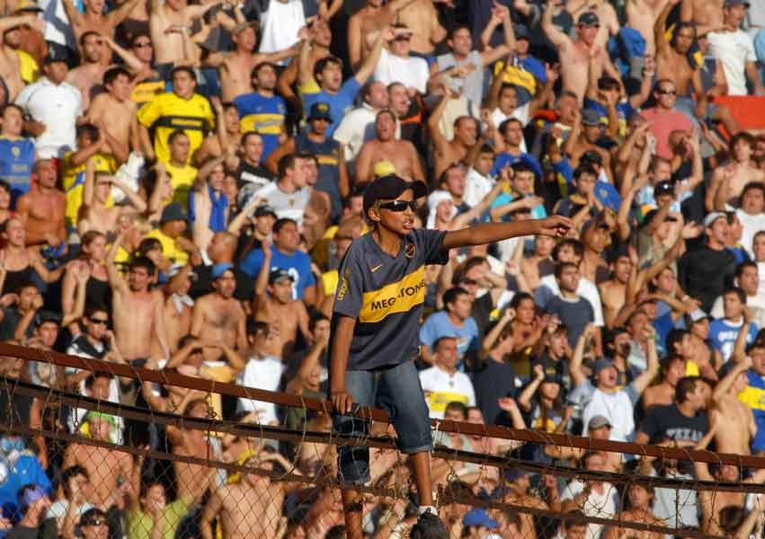 Boca enfrentera al pentacampeon internacional Zamora
