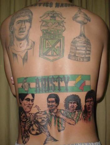tatuajes y sus riesgos. tatuajes bogota colombia. Lane's Blog: tatuaje de christian castro