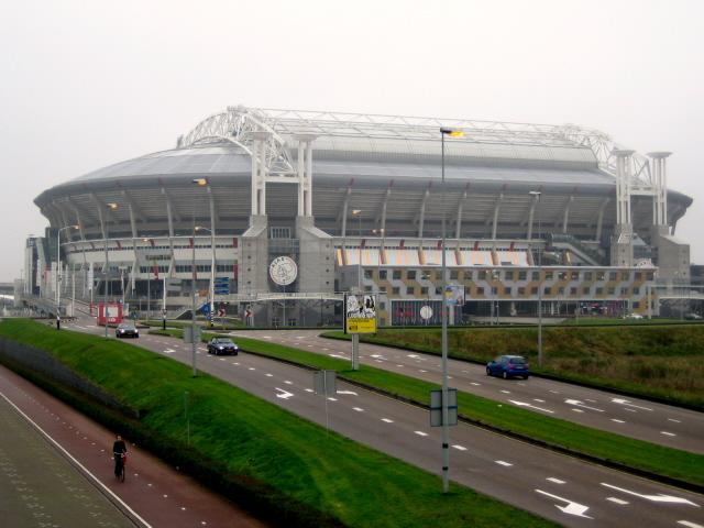 Estadio amsterdam arena ajax holanda futbolmania 12 for Estadio arena