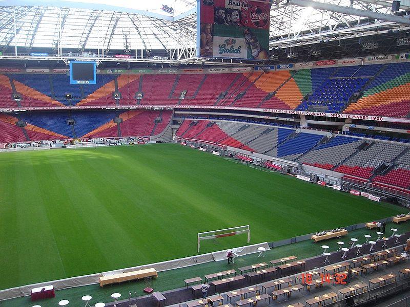 Estadio Amsterdam Arena Ajax Holanda Futbolmania 12